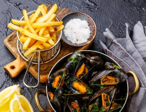 Moules Frites Solidaire